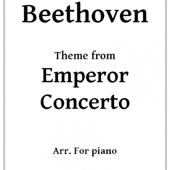 BeethovenEmporerTitlePage