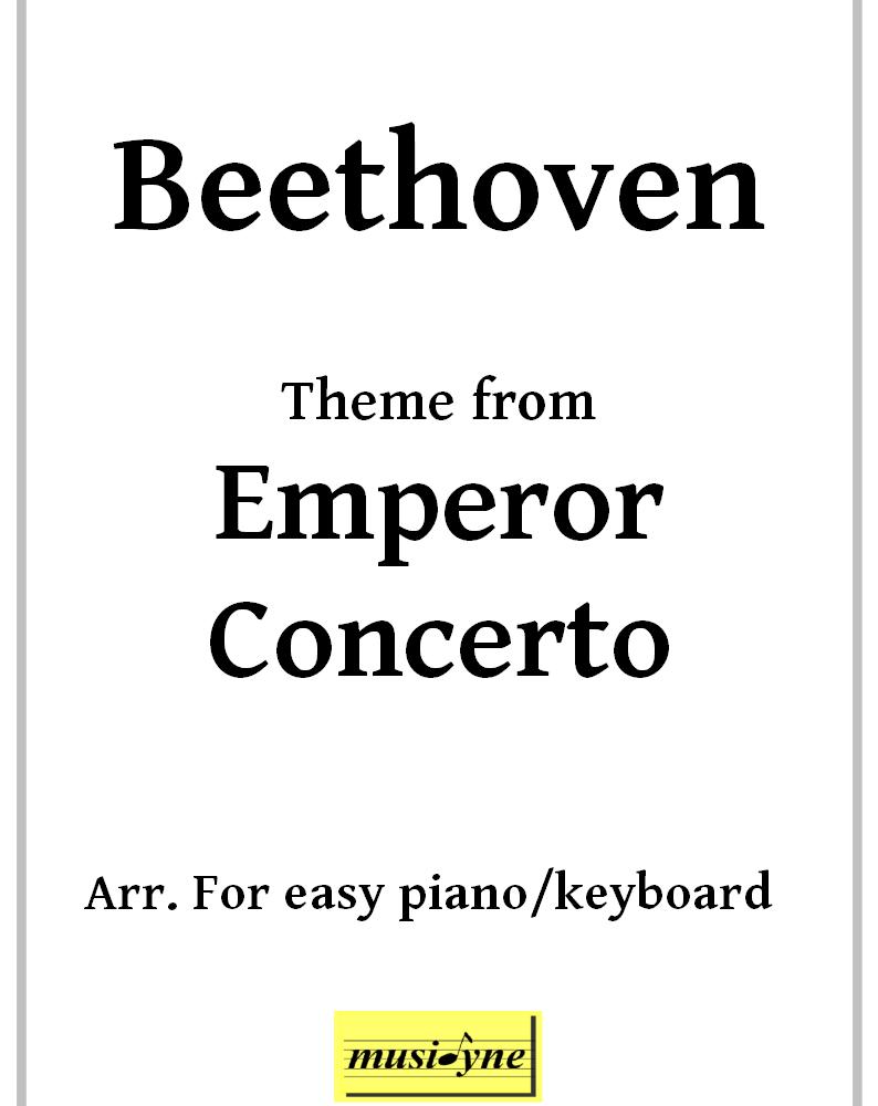BeethovenEmporerEpTitlePage